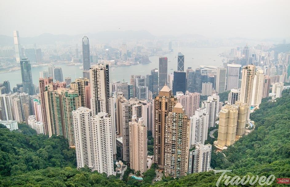 برنامج سياحي في هونج كونج