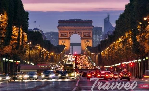 جولة سياحية متميزة في باريس