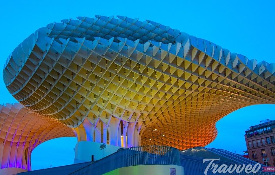 متروبول الشمسية الملونة