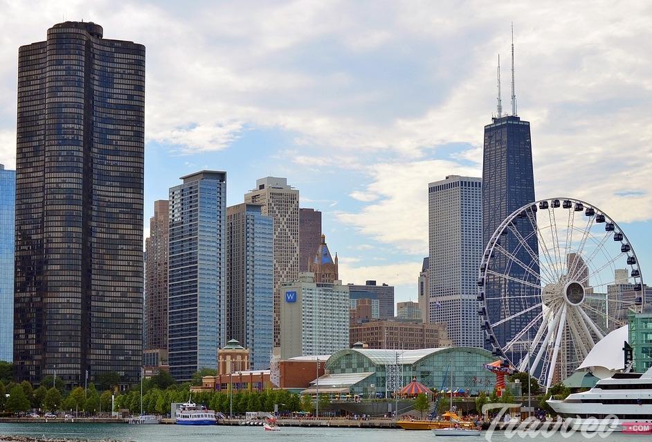 السياحة في شيكاغو