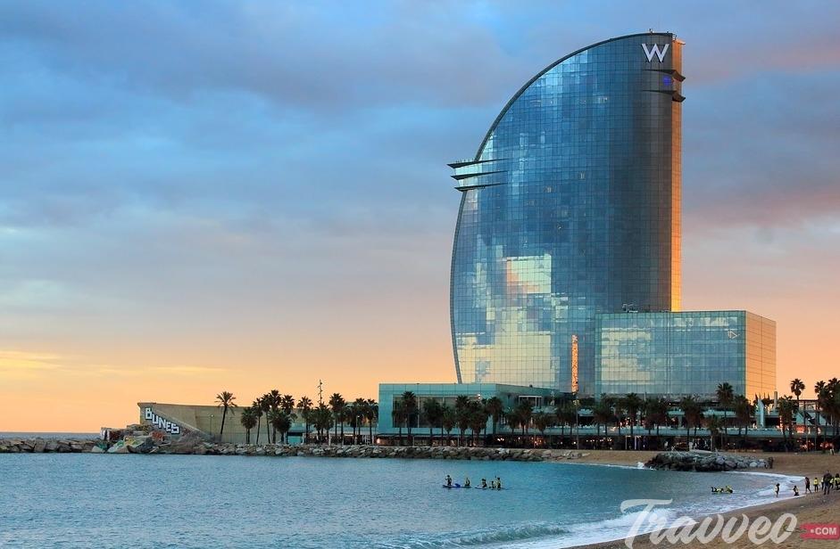 حجز فنادق برشلونة