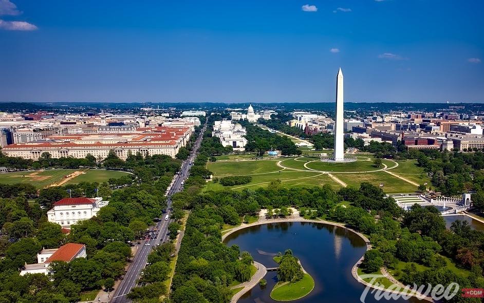 افضل الوجهات السياحية في واشنطن