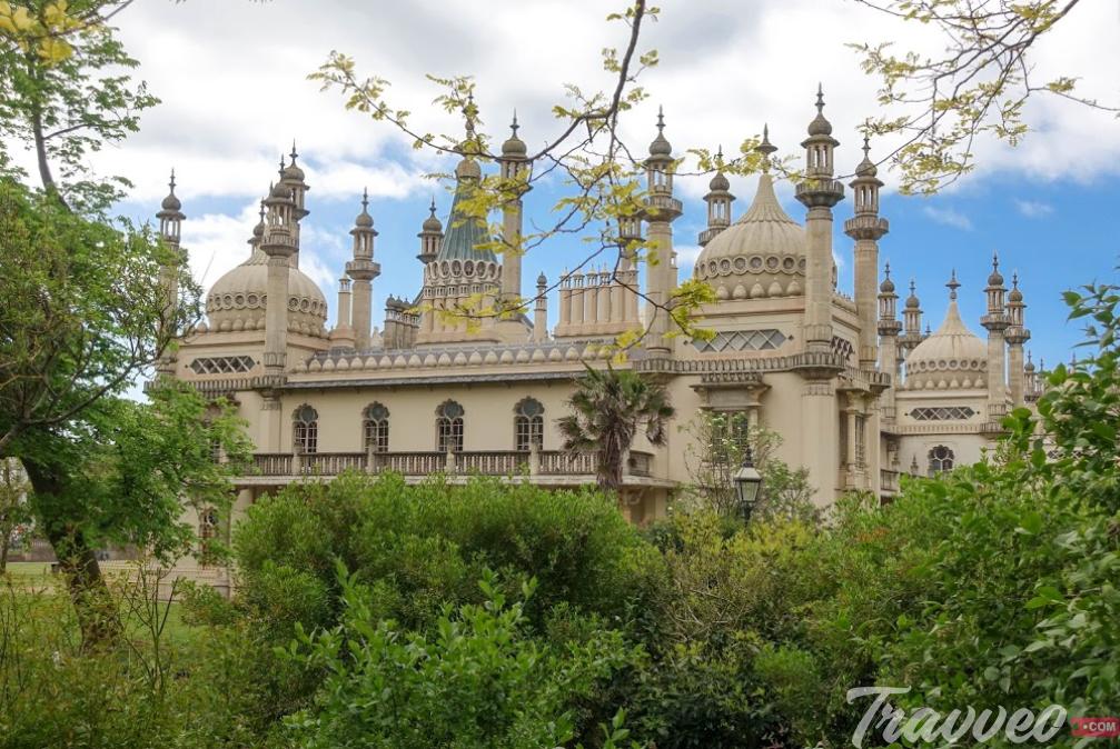 قصر البافيون الملكي