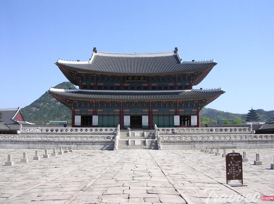 قصر جيونج بوك