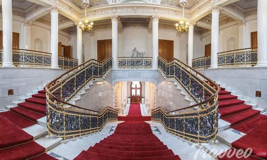 متحف فابرجيه