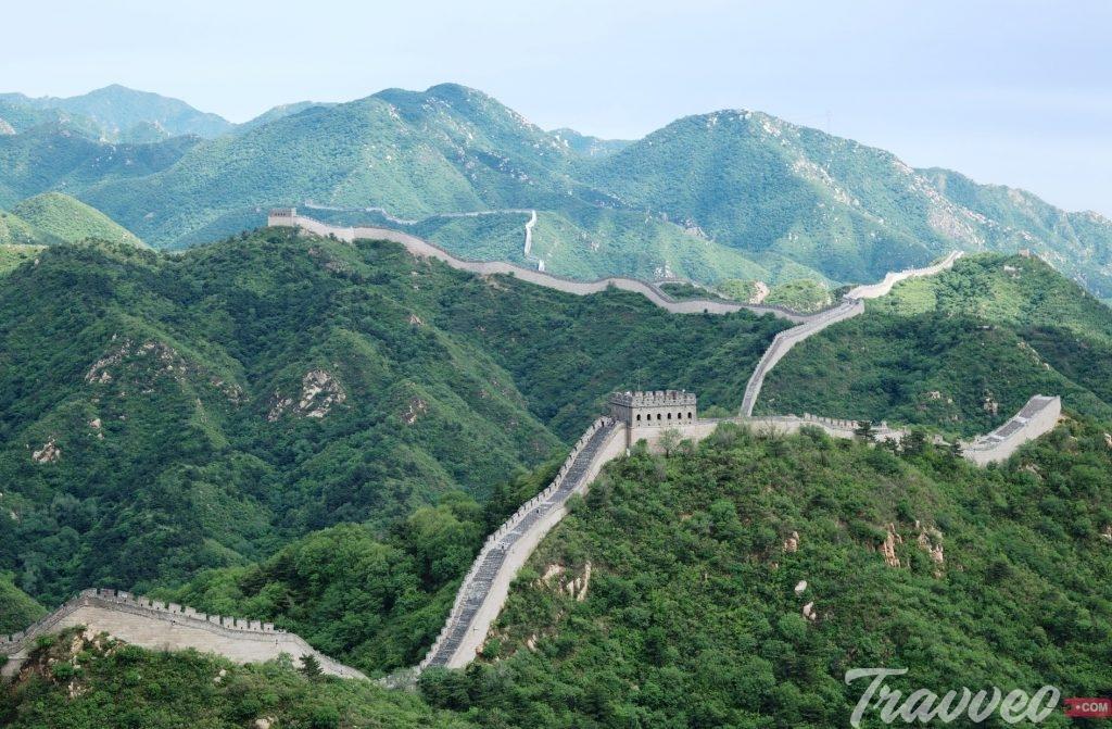 السياحة فى الصين
