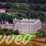 Holyrood House Palace
