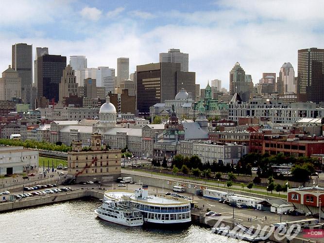 ميناء مونتريال القديم