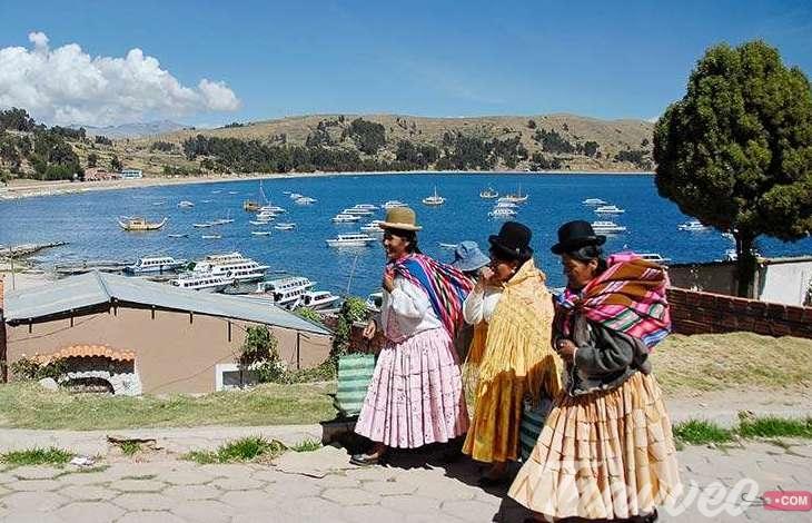 السياحة فى بوليفيا