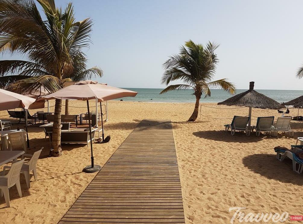 السياحة فى السنغال فى مدينة سالي بورتودال