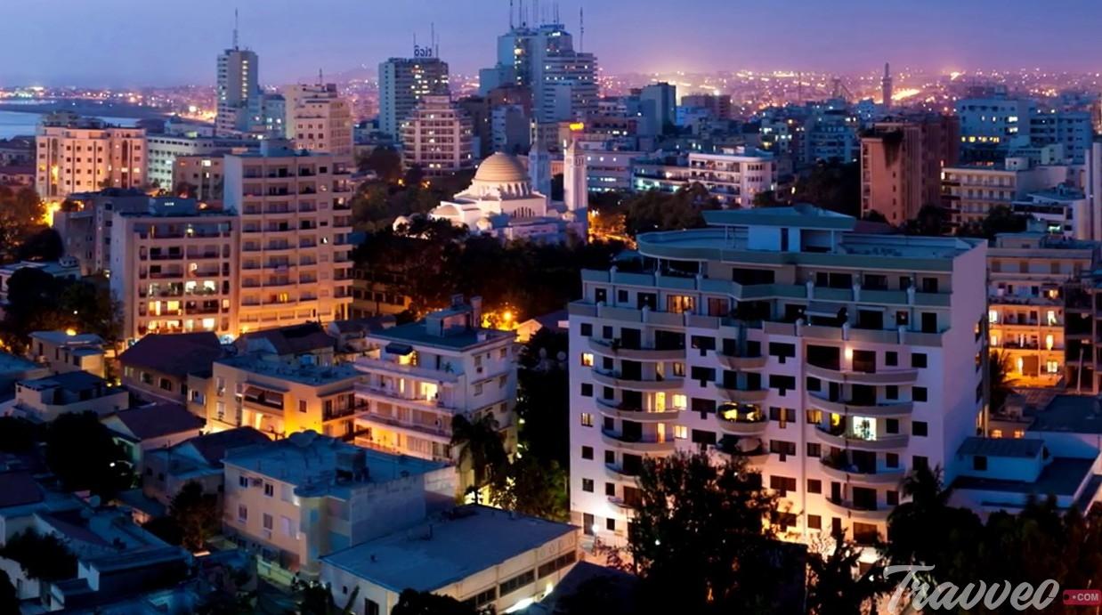 مدينة داكار