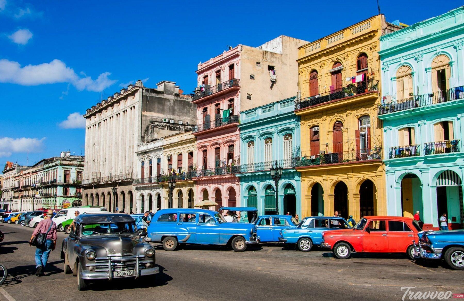 السياحة فى كوبا فى مدينة هافانا