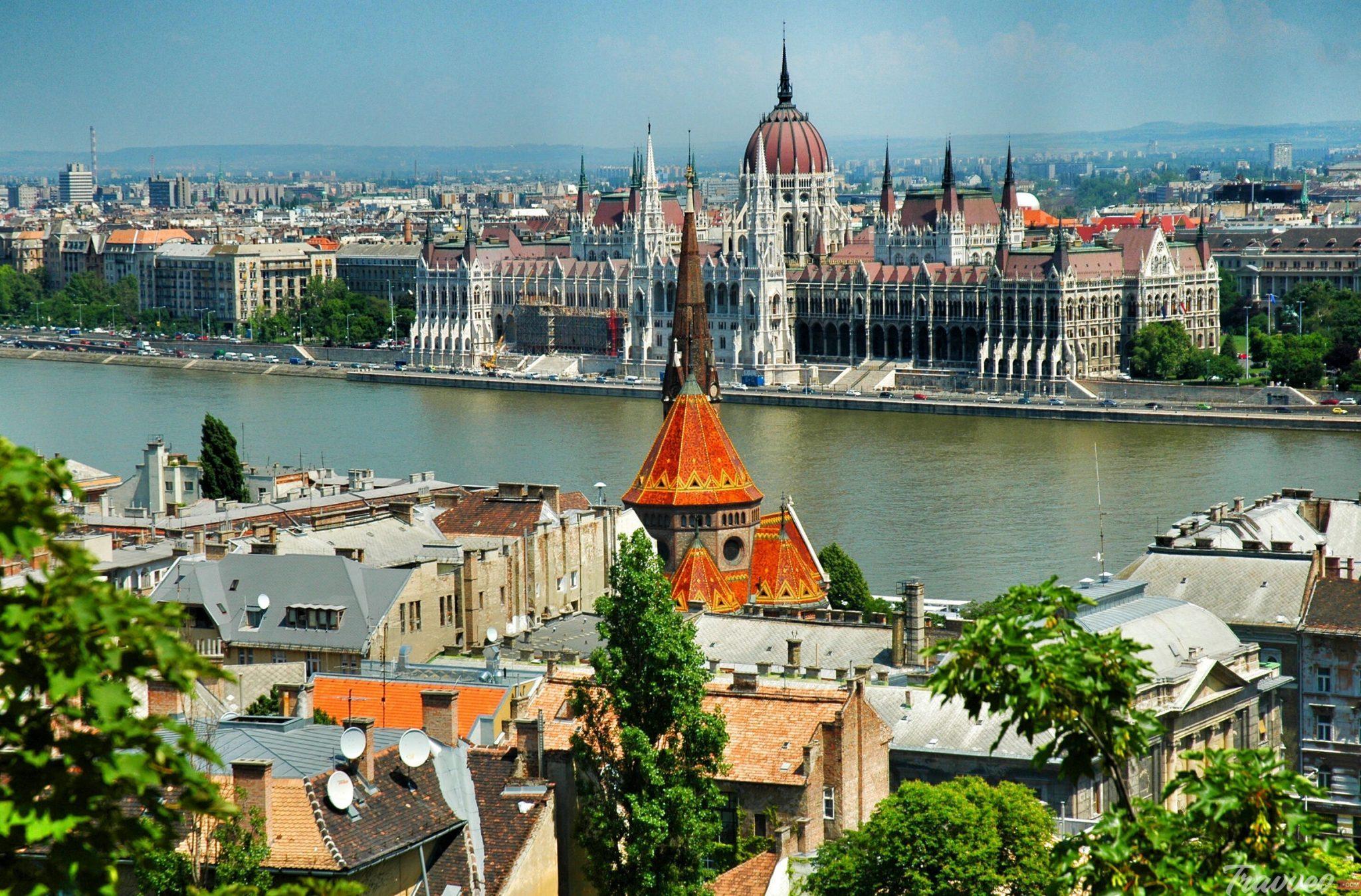 السياحة فى المجر