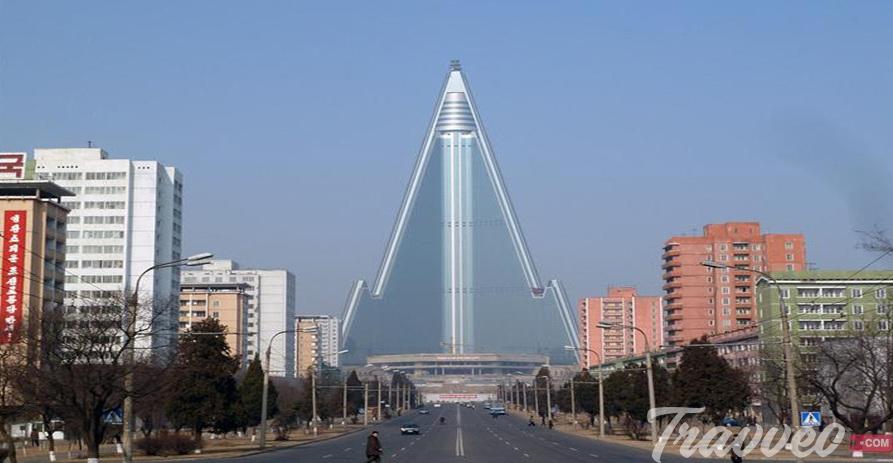 السياحة فى كوريا الشمالية
