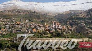 السياحة فى لبنان