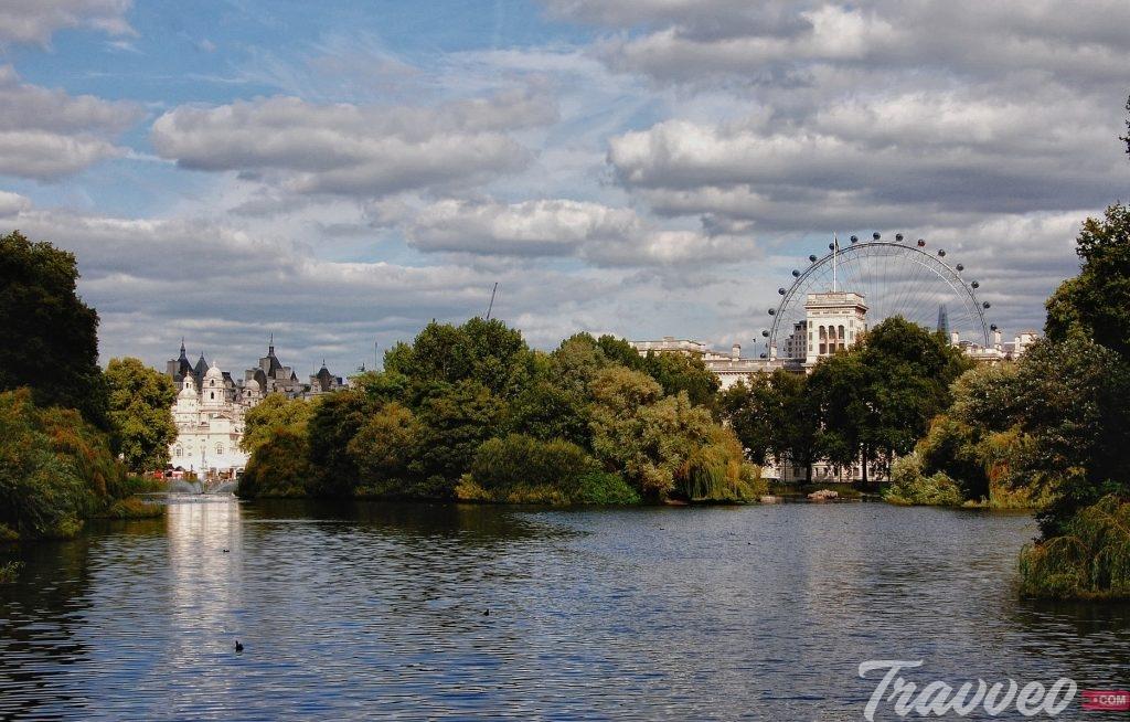 جولة سياحية في لندن