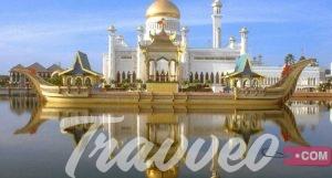 جولة سياحية فى بروناى