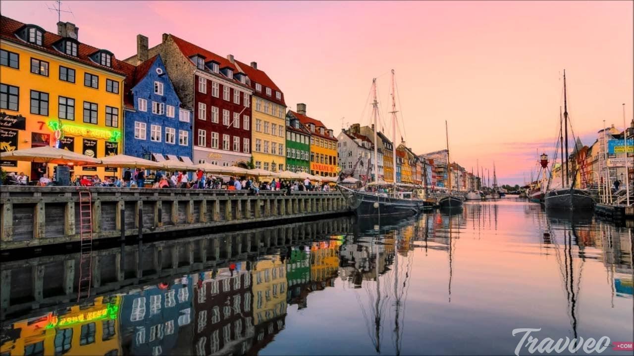 أهم المدن السياحية في الدنمارك