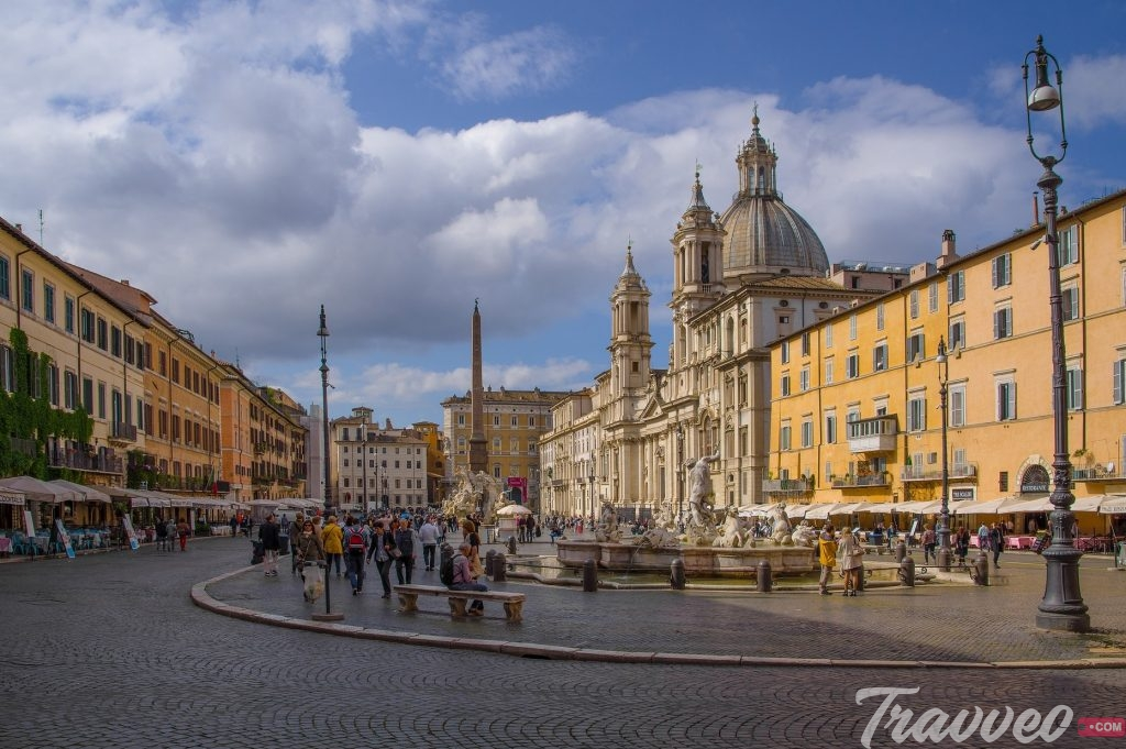 السياحة في روما