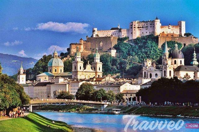 مدن النمسا السياحية
