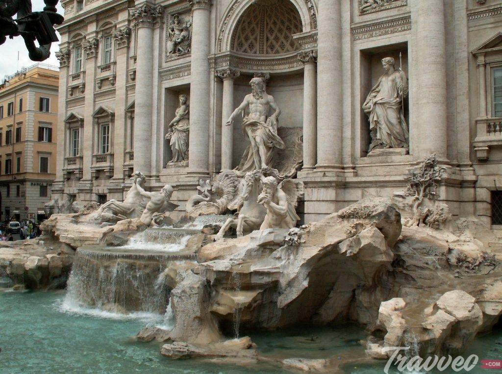 معالم روما