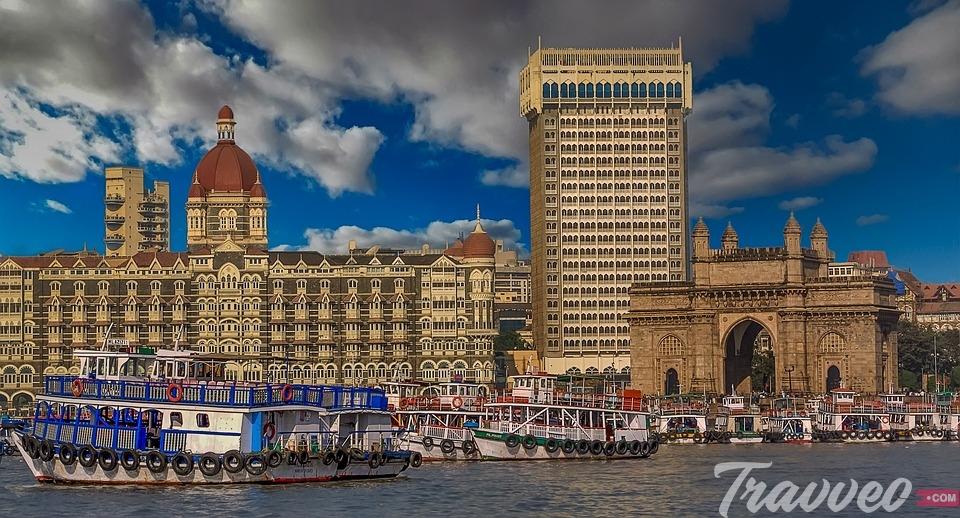 الاماكن السياحية فى مومباى