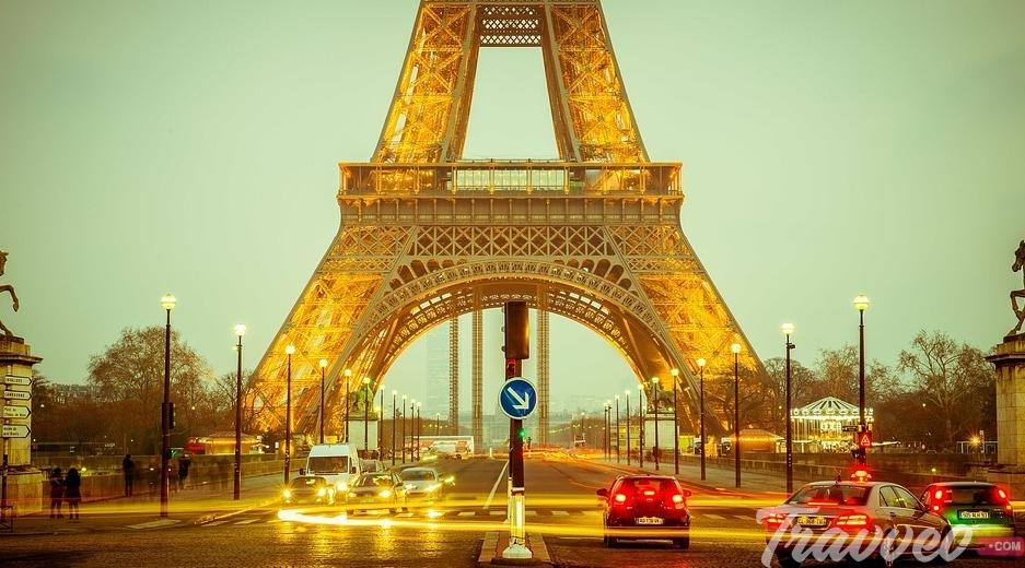 أشهر أماكن التسوق في باريس