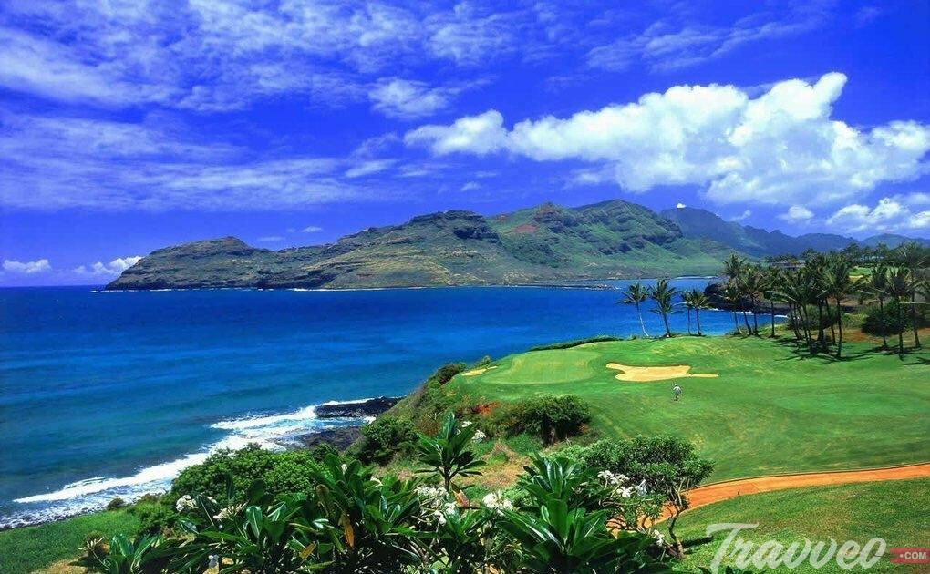 اشهر الاماكن السياحية في هاواي
