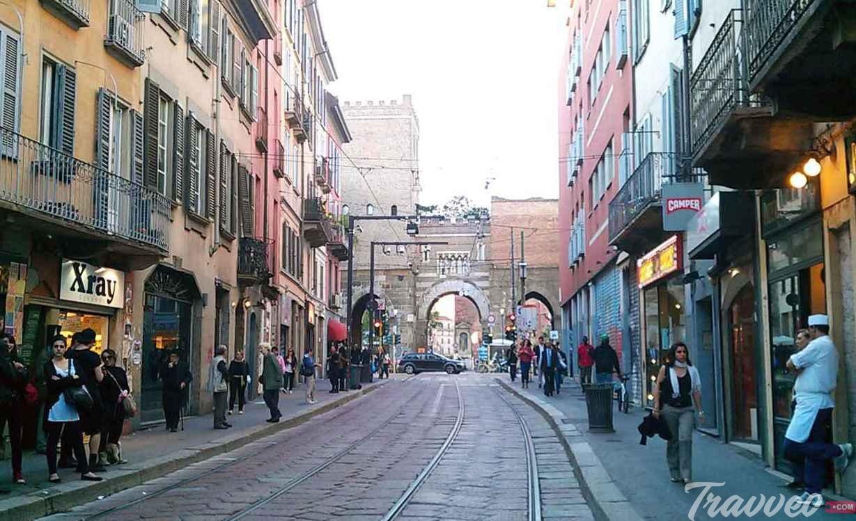 شارع كورسو دي بورتا تيسينيزي