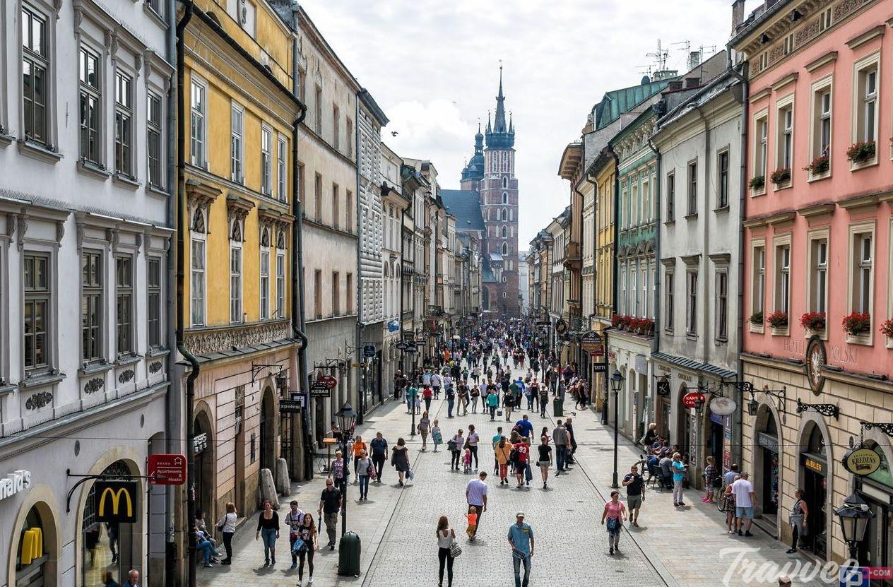 السياحة في كراكوف