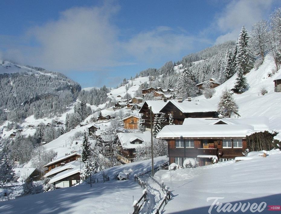 دليل السياحة في قرية وينجن سويسرا