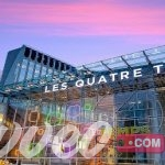 مركز تسوق Les Quatre Temps