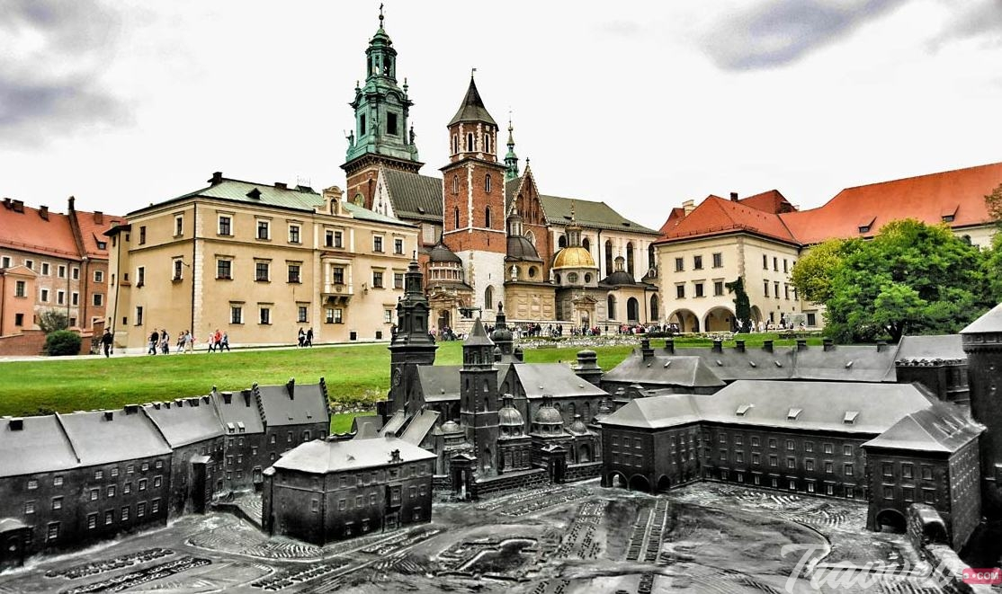 Castle of Wawel Krakow