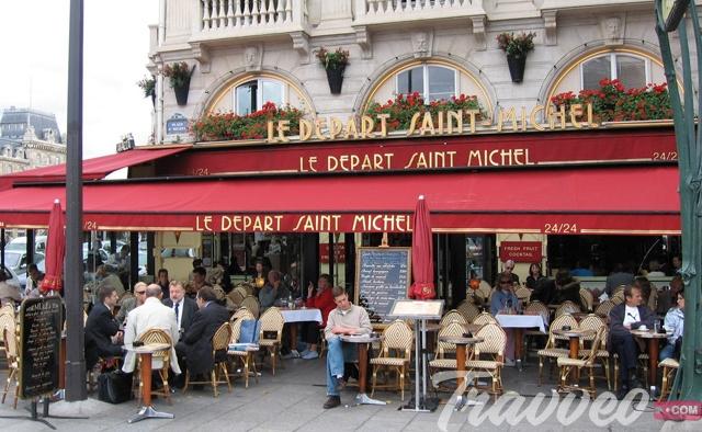 مطاعم باريس