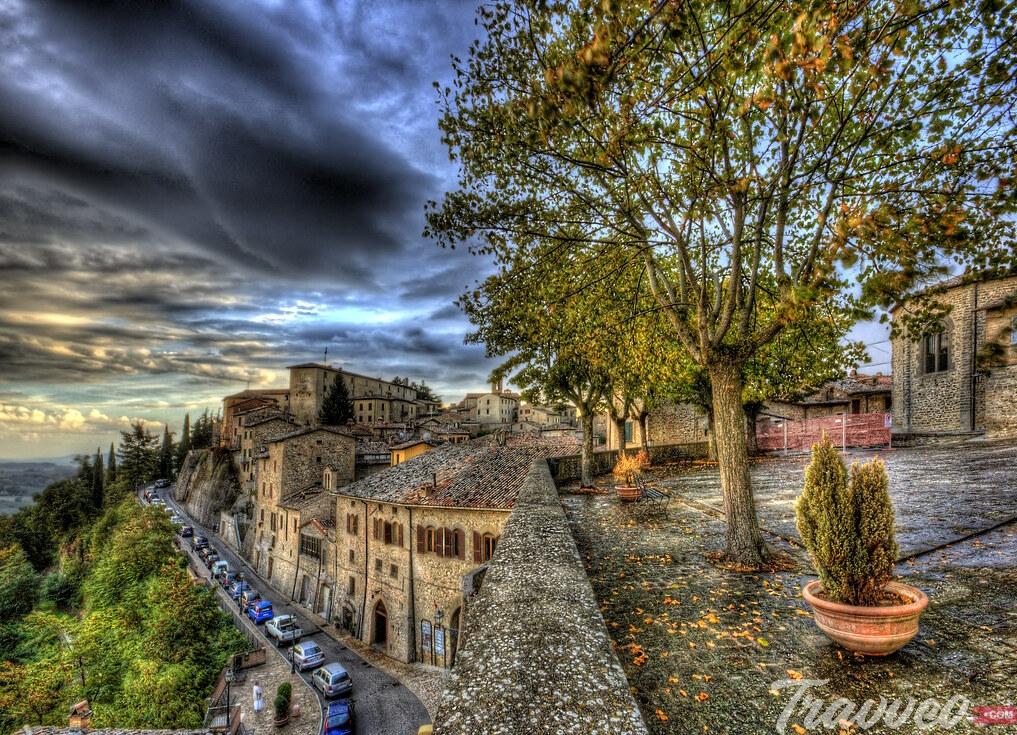 السياحة في الريف الايطالي