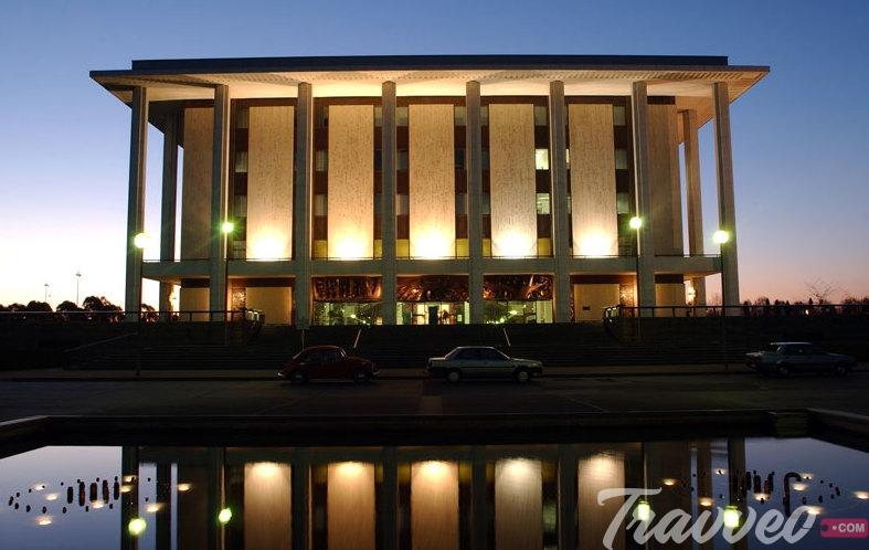 المكتبة الوطنية باستراليا