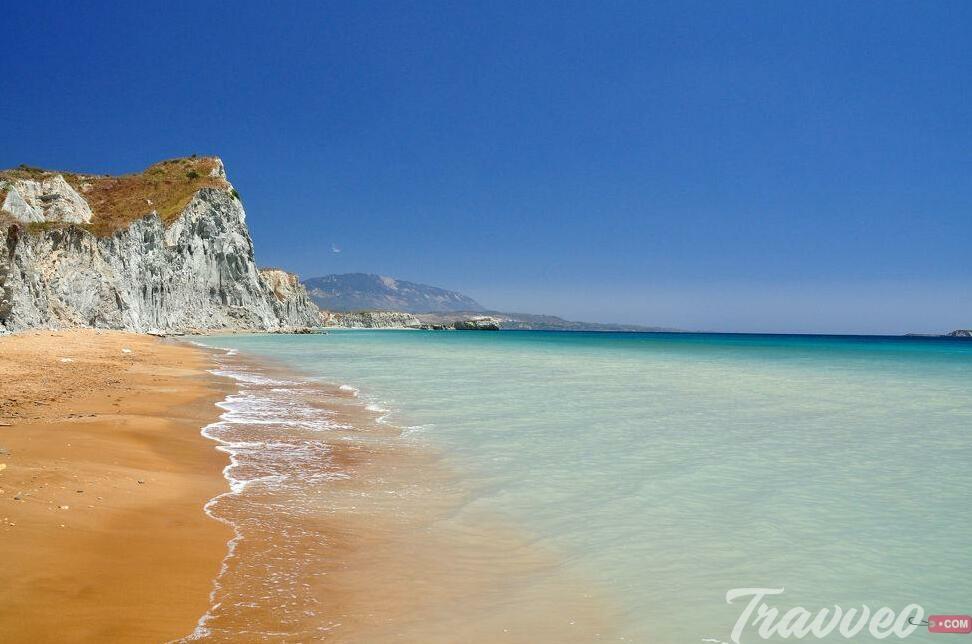 اجمل شواطئ اليونان