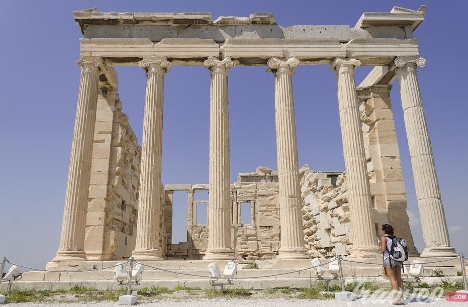 معبد زيوس الاوليمبي