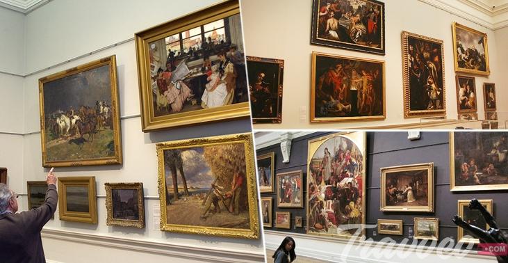 معرض الفنون
