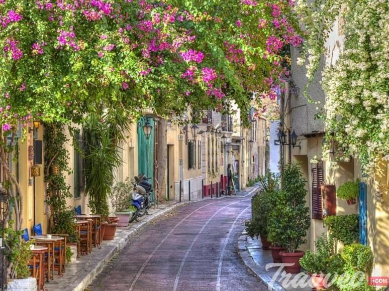 عطلة رخيصة في اثينا