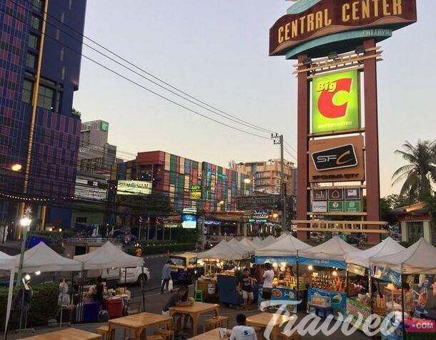 افضل مراكز التسوق في بتايا