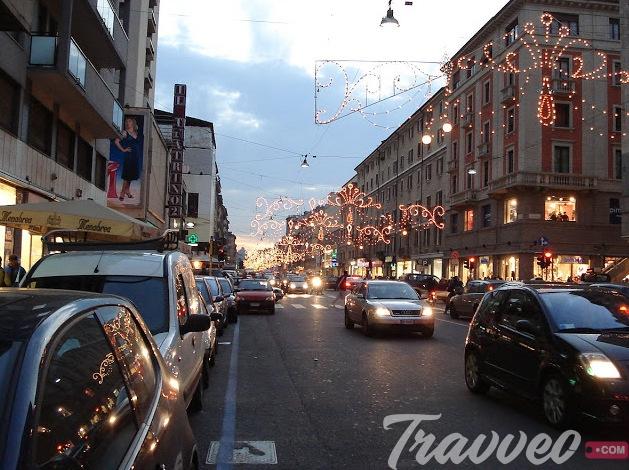 شارع كورسو بوينس آيريس