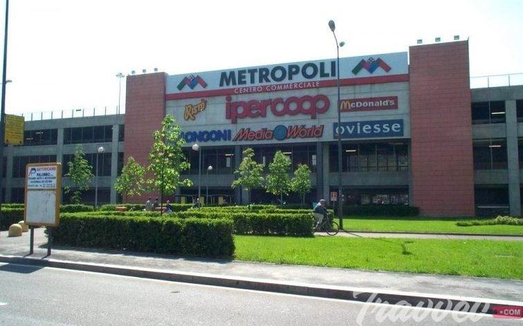 مركز التسوق ميتروبولي