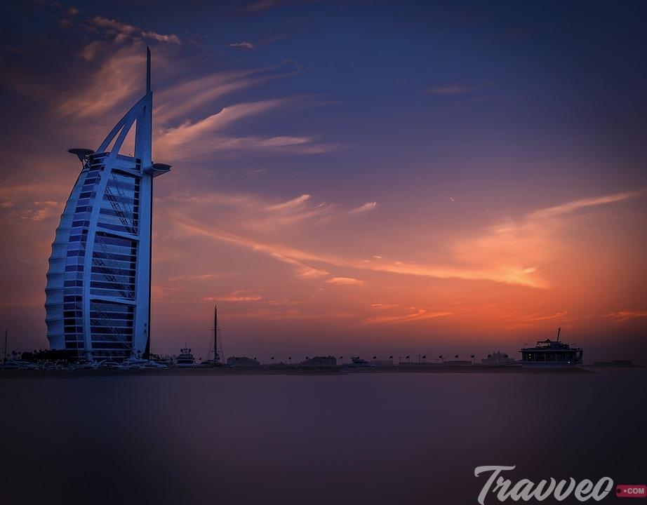 زيارة الى اسواق دبي