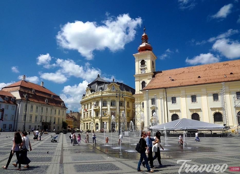 رحلتي الي رومانيا لهذا العام