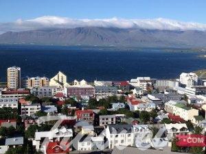 السياحة فى ريكيافيك في آيسلندا