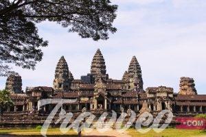 رحلة سياحية الى سيام ريب كمبوديا