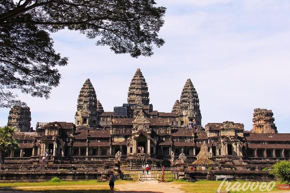 السياحة فى سيام ريب فى كمبوديا