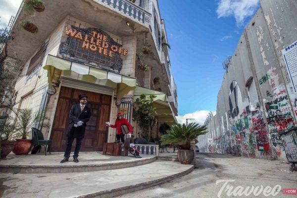 اشهر الفنادق في فلسطين