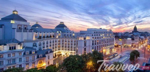 اشهر فنادق بلجيكا